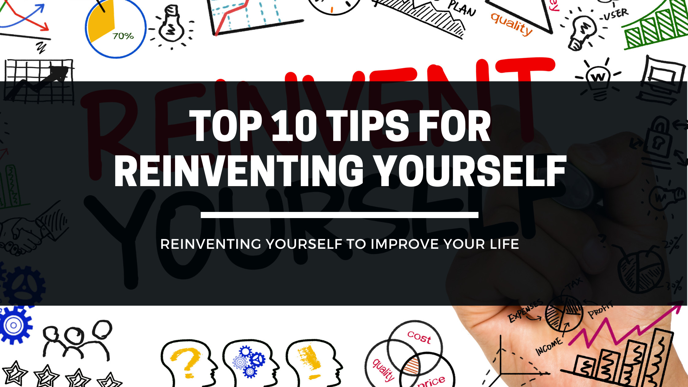 Top 10 Tips For Reinventing Yourself