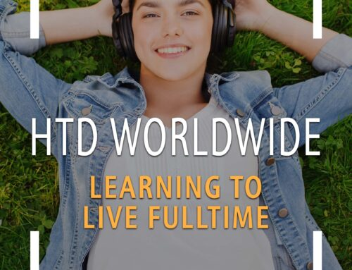 Learning To Live Fulltime – Podcast Episode #1
