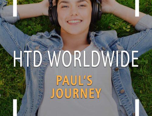 Paul's Journey – Podcast Episode #2
