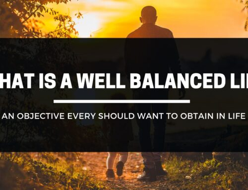 What is a Well Balanced Life?