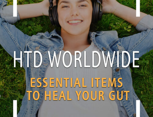 Essential Items To Heal Your Gut – Podcast Episode Three